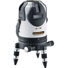 PowerCross-Laser 8 G Professional Kreuzlinienlaser grün - 8 Laserlinien und Lotfunktion in L-Boxx