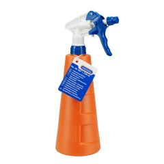 Industriezerstäuber 750 ml PE orange Kunststoffdüse