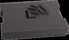 Foam insert 102 Professional Einlagen zur Werkzeugaufbewahrung 1600A001S0