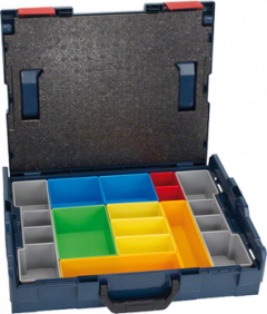 L-BOXX 102 Set 13 Stück Professional Koffersystem 1600A001S2