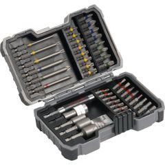 Bit- und Steckschlüssel-Set 43-teilig 2607017164