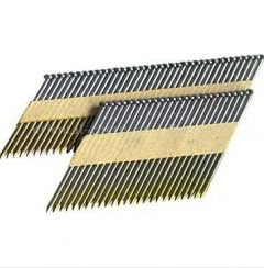 DNPT28R75G12Z 34° Verzinktem Ring Nägel 2,8 x 75mm 2200 Stück
