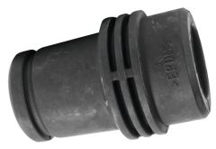 424379-9 WKZ-Muffe 38/35mm gerippt
