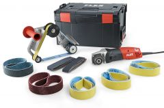 BRE 14-3 125 Set Rohrbandschleifer TRINOXFLEX im Set 1400 Watt