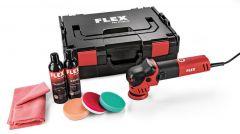 XFE 7-12 80 P-Set Exzenterpolierer für kleine Flächen 80 mm