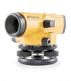AT-B4A Automisches Nivelliergerät 24x + Stativ + Messlatte