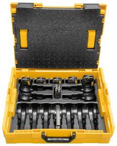 578659 Systemkoffer L-Boxx mit Einsatz für 11 Presszangen mini und für 6 Pressringe 45° (PR-2B)