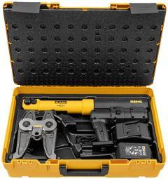 579014 R220 Akku-Press XL 45 kN 22 V ACC Presswerkzeug 10-108 mm Basic-Pack Z7