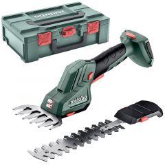 601609840 SGS 18 LTX Q Akku Strauch und Grasschere 18 Volt ohne Akku oderLadegerät in Metabox 145