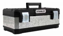 "1-95-620 Stanley Werkzeugbox Metall-Kunststoff galvanisiert,26"""