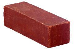 Polierpaste braun, Riegel ca. 250 g