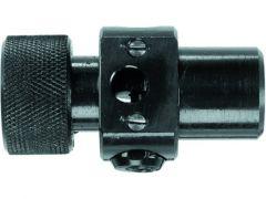 Backenfutter (BF) für Gewindebohrer-Direktaufnahme Spannbereich 2,0 - 8,1 mm