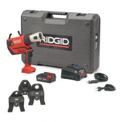 RP350-B Kit Standard 12 - 108 mm Presswerkzeug 18 Volt 2.5 Ah Li-ion + Backen V 15-22-28