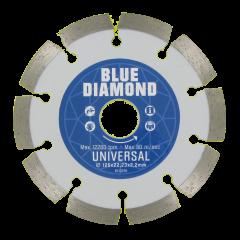CEBD140310 Blue Diamond Diamant-Universalsägeblatt 140 x 22.23