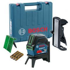 GCL 2-15 G Professional Kombilaser + Koffer 0601066J00