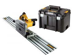 DWS520KT Tauchkreissäge 1300 Watt + 1.500 mm Führungsschiene