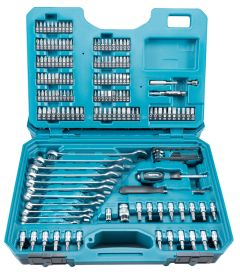 E-10883 Werkzeugsatz im Koffer 221-teilig
