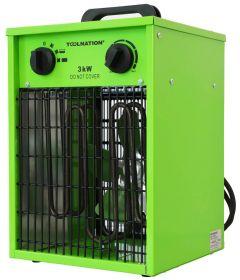 TN3000 Elektroheizgebläse 3 kW