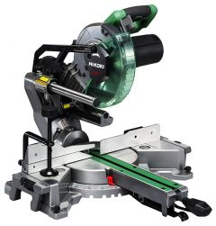 C8FSHGWAZ Paneelsäge mit Laseranzeige 216 mm 1100 Watt