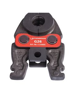 Pressbacke Compact G26 015366X