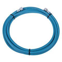 Sauerstoff-Schlauchleitung, 5m, 4,0 x 3,5mm 33311