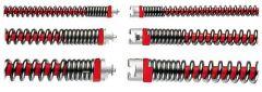 Rohrreinigungsspirale S-SMK 22 mm x 4,5 m 72435