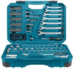 E-06616 Werkzeugset 120-Teilig
