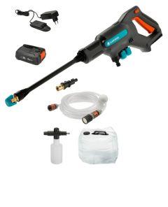 14800-31 Akku-Mitteldruckreiniger AquaClean 24/18V P4A Premium Set