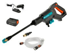 14800-20 Akku-Mitteldruckreiniger AquaClean 24/18V P4A Ready-To-Use Set