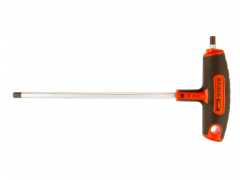 Sechskant-Schraubendreher mit T-Griff, 8mm×185mm 900T-080-200