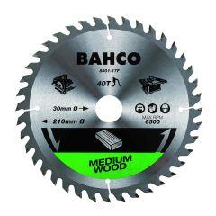 30-Zähne Kreissägeblätter mit hartmetallbestückten, feinen Zähnen für Arbeiten in Holz 140mm 8501-4XF