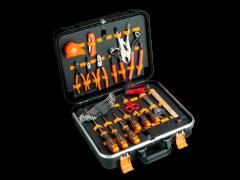 Allzweck-Werkzeugsatz in Kunststoffkoffer – 32-teilig 983000320
