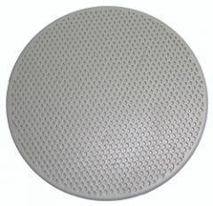 48100 Reibescheibe, perforiert mit Klett 350 mm