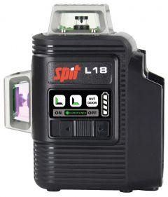 Spit L18 Accu Laser 3D Grün 360° 18 Volt ohne Akku oder Ladegerät