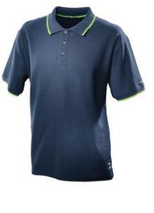 Poloshirt dunkelblau Herren Festool L 498454