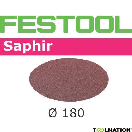 Schleifscheiben STF D180/0 P50 SA/25 485241