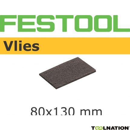 Schleifvlies STF 80x130/0 S800 VL/5 483582