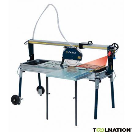 P-3512 Laser Steinsäge + Seitentisch + Diamanttrennscheibe 230 Volt!