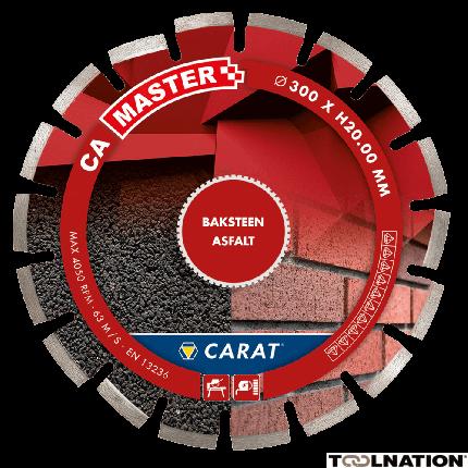 CAM3504000 Diamanttrennscheibe ASPHALT CA MASTER 350x25,4MM