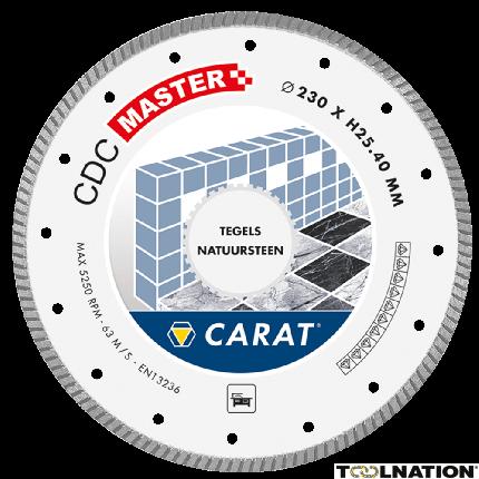 CDCM150300 Diamanttrennscheibe FLIESEN / NATURSTEIN CDC MASTER 150x22.2MM