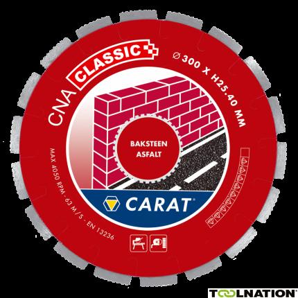 CNAC300500 Diamanttrennscheibe Ziegel / ASPHALT CNA CLASSIC 300x30,0MM