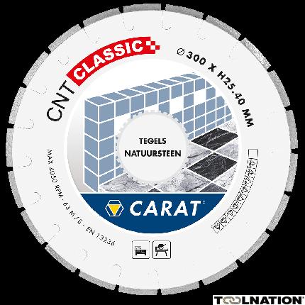 CNTC300400 Diamanttrennscheibe NATURSTEIN CNT CLASSIC 300x25,4MM