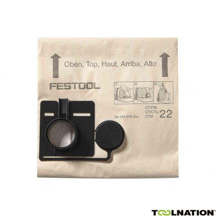 Filtersack FIS-CT 22/5 452970