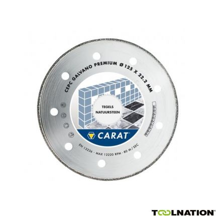 CEPS230300 Diamanttrennscheibe GALVANO PREMIUM 230x22,2MM, TYP CEPS