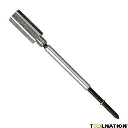 Montagespindel M16 zum Trockenbohren, Länge 150 mm