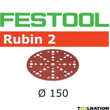 Schleifscheiben STF D150/48 P80 RU2/10 575180