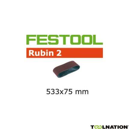 Schleifband L533X 75-P120 RU2/10 499159