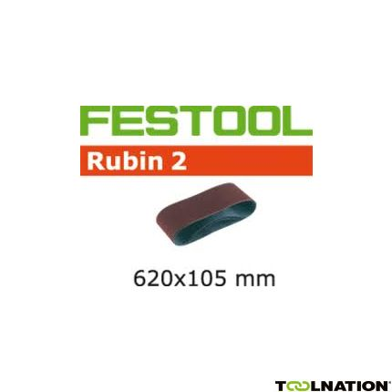 Schleifband L620X105-P120 RU2/10 499153