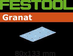 Schleifstreifen STF 80x133 P400 GR/100 497126