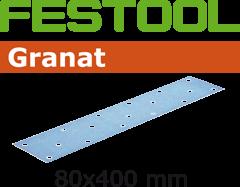 Schleifstreifen STF 80x400 P80 GR/50 497159